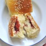 双拼早餐包(早餐菜谱)