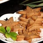星星可可饼干(早餐菜谱)