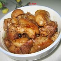 豆香咖喱豬蹄