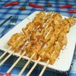 孜然烤肉串(烤箱菜)