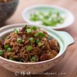 萝卜饭(电饭锅菜谱)