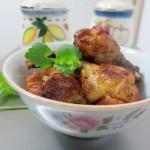蜜汁翅根(烤箱快手菜)