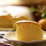轻乳酪舒芙蕾蛋糕(甜品点心)
