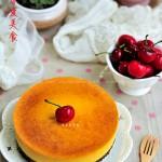 南瓜乳酪蛋糕(甜品点心)