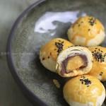 蛋黄豆沙酥(最经典的中式酥皮点心)