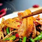 青椒烟笋回锅肉(领悟《舌尖上的中国2》的心传)