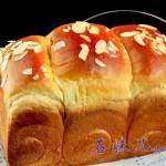 ;北海道杏仁手撕面包(早餐菜谱)