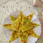 生瓜鸡蛋饼(早餐菜谱)