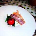 清蒸虾爬(零厨艺做海鲜美食)