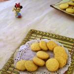 蜂蜜饼干(早餐菜谱)