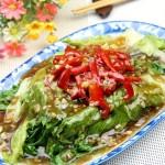 蚝油生菜(减肥菜谱)