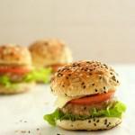 漢堡(早餐菜譜)