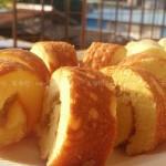 電飯煲雙色蛋糕卷(電飯鍋做蛋糕)