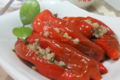 蒸酿红辣椒