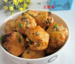 蒸酿油豆腐