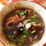 望潮菌菇煲(跟随《舌尖上的中国2》的脚步)