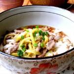 榨菜肉丝面(早餐菜谱)