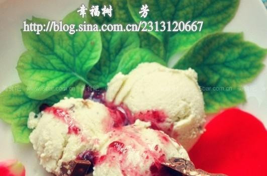 自制冰淇淋(甜品点心)