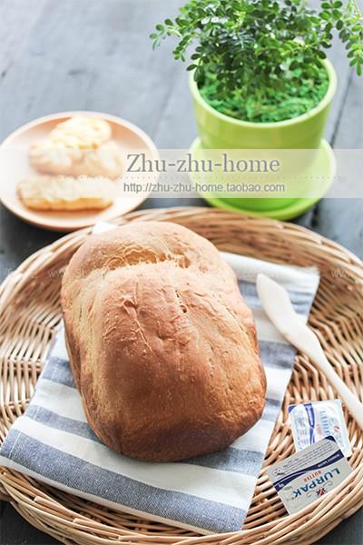 面包机酸奶面包