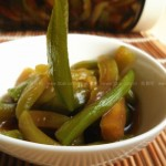 酱莴笋(一道开胃的酱菜)