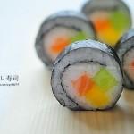 三文鱼寿司(早餐菜谱)