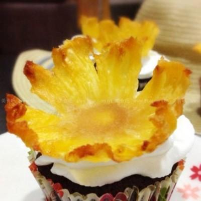 香甜菠萝花