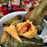 五香肉粽(端午节如何包粽子)