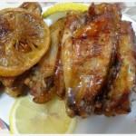 柠香烤鸡翅(烤箱菜)