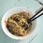 老坛酸菜牛肉面(早餐菜谱)