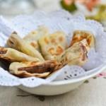 豆沙鍋餅(早餐菜譜)