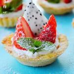 草莓挞(甜品点心)