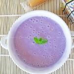 紫薯米糊(宝宝营养辅食)