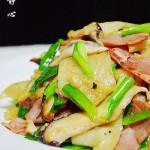 火腿土豆粉皮