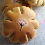 樱花面包(早餐菜谱)