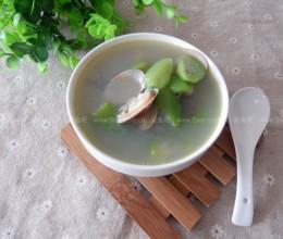 花蛤丝瓜汤