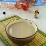 红枣百合莲子豆浆(早餐菜谱)