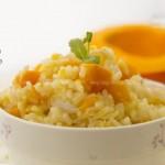 南瓜洋葱焖饭(省时省力的人气主食)