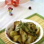 迷迭香煎小土豆
