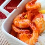 凤梨甜辣虾(10分钟做出夏日风情美食)
