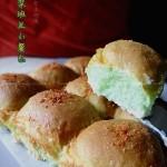 椰浆班兰小餐包(早餐菜谱)
