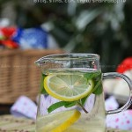 柠檬薄荷茶(夏日饮品)