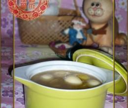 白果鹌鹑蛋甜汤