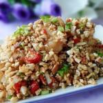 果仁香酥鳕鱼块(海鲜家常菜)