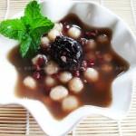 红豆小圆子(早餐菜谱)
