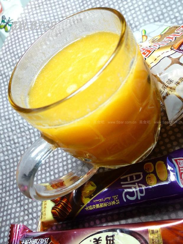 香芒雪梨汁