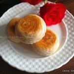 秘制玫瑰花饼(母亲节菜谱)