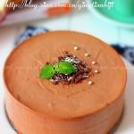 巧克力芭菲蛋糕(甜品点心)