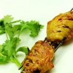 鸡翅烤串(烤箱菜)