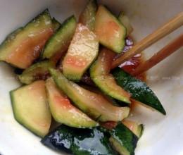 西瓜皮咸菜