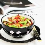 笋片炒腊肉(超级下饭的快手菜)
